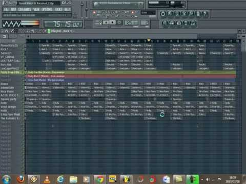 Fl Studio Remake Of Lil Wayne - Bitches Love Me (good Kush And Alcohol)(+ Free Flp And Mp3) video