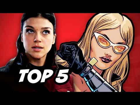 Agents Of SHIELD Season 2 Episode 5 - TOP 5 WTF Moments