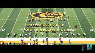 2018 Grambling State Alumni Marching Band Homecoming Halftime Show
