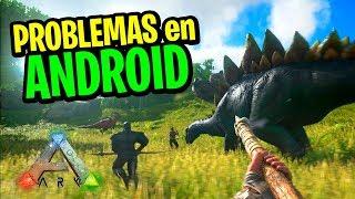 PROBLEMAS CON ARK EN ANDROID 🔥 Ark Survival Evolved Mobile | PolGames | Gameplay en Español