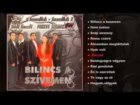 Bódi Guszti és A Fekete Szemek - Bilincs A Szívemen (teljes Album)