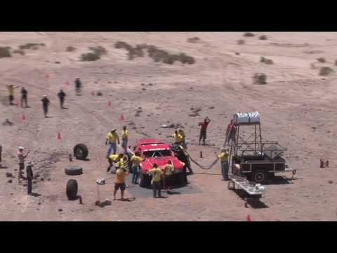 2009 Baja 500 - HD Entire Race - Trophy Truck #8 - Part1