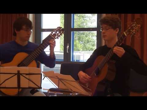 Duo Sueño - Sarabande in Adur - JS Bach