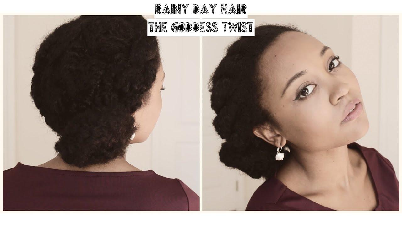 RAINY DAY HAIR