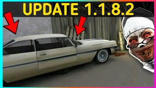 Evil Nun Car Update | Version 1.1.8.2