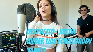 Despacito by Justin Bieber Luis Fonsi and Daddy Yankee Cover