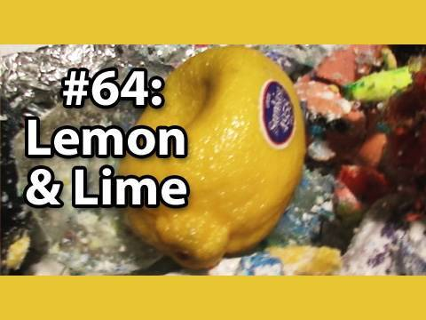 Is It A Good Idea To Microwave Lemons & A Lime?