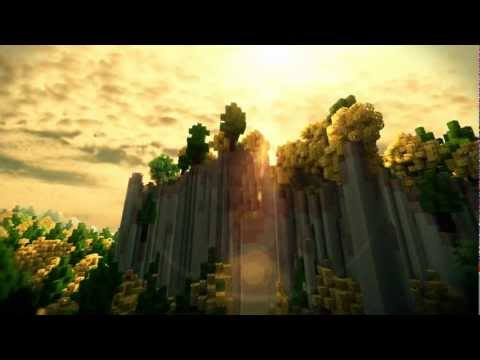 """Natural World"" - Minecraft Cinematic (Real Clouds + SummerFields)"