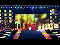 Comedy Utsavam Team Performing On Tv Awards