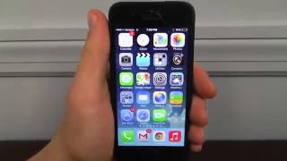 iOS 7 'nin Gizli Özellikleri ve bilinmeyen yönleri