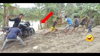 Must watch New Funny videos \ Comedy Videos 2019 || Episode 34 || Funny House ||