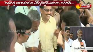 Pindrangivalasa Farmers Meet YS Jagan    వైఎస్ జగన్ ను కలిసిన పిండ్రంగి వలస రైతులు