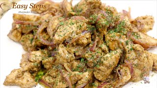 How To Cook Tasty Delicious Black Pepper Chicken