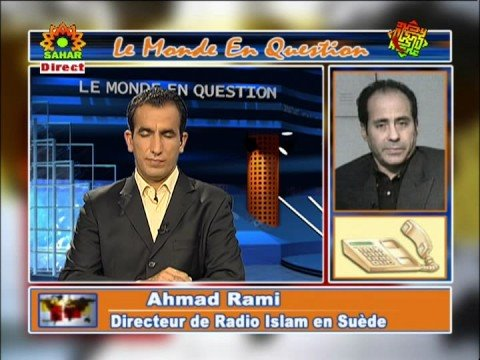 Palestine : le système sioniste  - Ahmed Rami (Radio Islam)