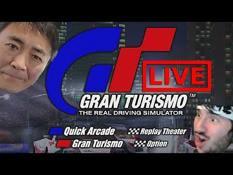 Gran Turismo - Let's Turbo Some Boxes!   100k Subscribers Tonight?!?!