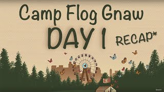 Camp Flog Gnaw 2018 Day 1 (with Tyler, The Creator) Music Sets + Vlog