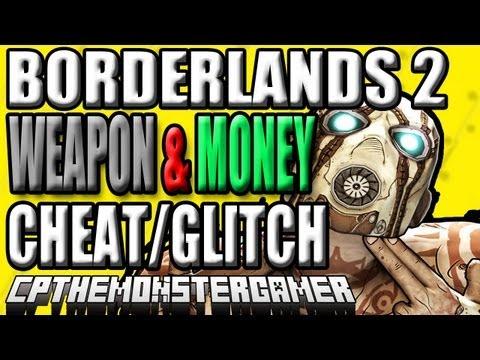 Borderlands 2 slot glitch pc
