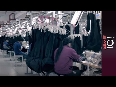 The Chinese Workers Who Die Making Jeans (101 East - Denim Blues)
