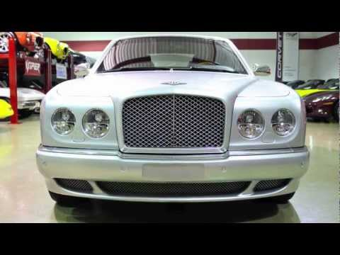 Bentley Arnage R--D&M Motorsports Test Drive Review 2012 Chris Moran