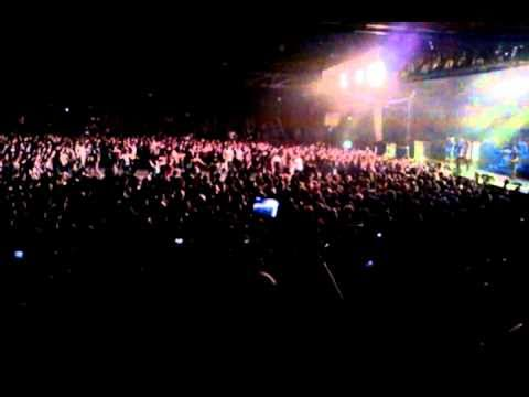 Bring me the Horizon - Wall of Death! Hordern Pavilion September 10th Video