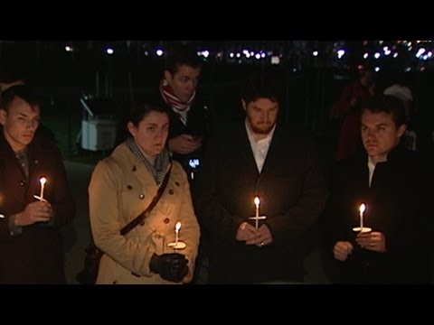 Newtown School Massacre: Mourning Sandy Hook Elementary