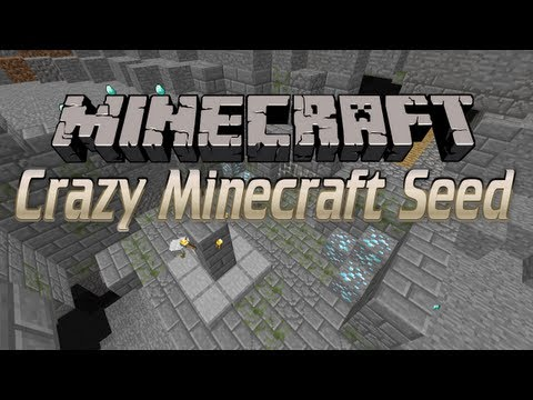 Crazy Minecraft Seed