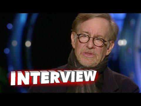 Jurassic World: Steven Spielberg & Colin Trevorrow Behind the Scenes Movie Interview