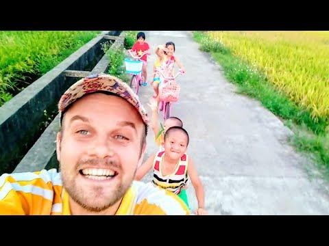 RUNNING WITH CHILDREN