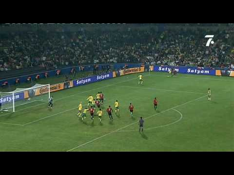 Resumen Espaa - Sudafrica Copa Confederaciones Video