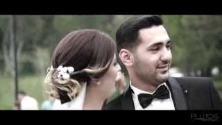Merve & Hakan Wedding Video 19.04.2015 / Plutos Yrtc Fkrlr