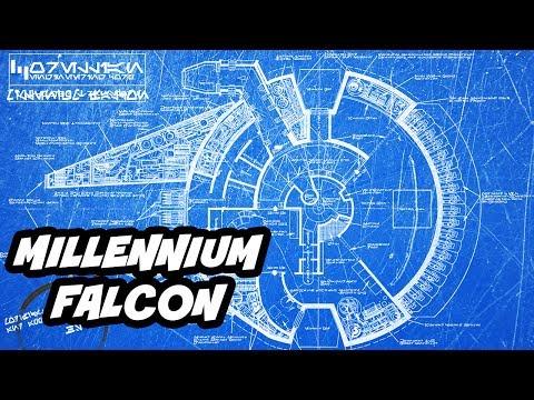 Star Wars Episode 7 Millennium Falcon Pics Leak