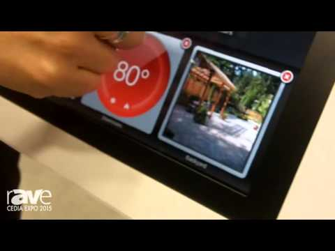CEDIA 2015: clarecontrols Reveals Its Fully Customizable App for the Home