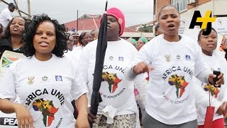 Africa Reacts To South Africa's Xenophobic Attacks