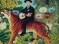 The Picasso Project, Henri Rousseau,by Terry Corbett