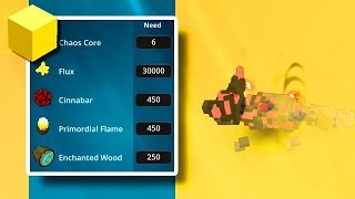 Trove - NEW Chaos Chest Top LOOT   Pwetty fox ALLY!