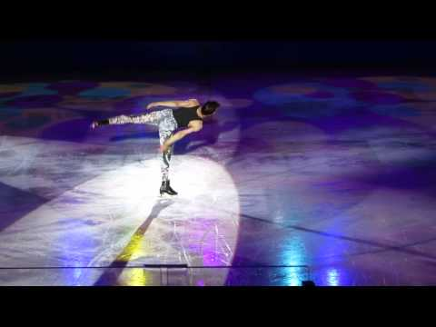 Johnny Weir 2014 Evening with Champions