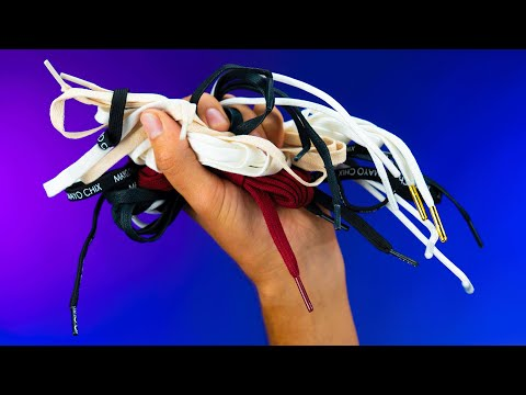 Finding The Unbreakable Shoelace - Review & Wear Test