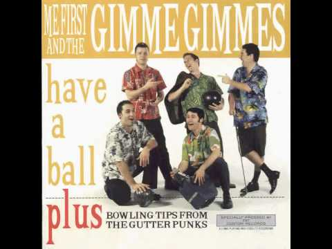 Me First And The Gimme Gimmes - One Tin Soldier