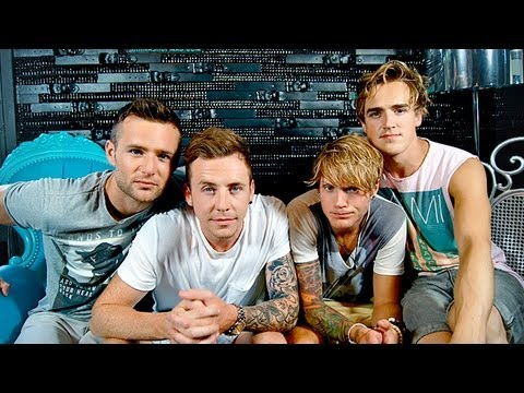 McFly Comes to America - Billboard Q&A (Part 1 of 4)
