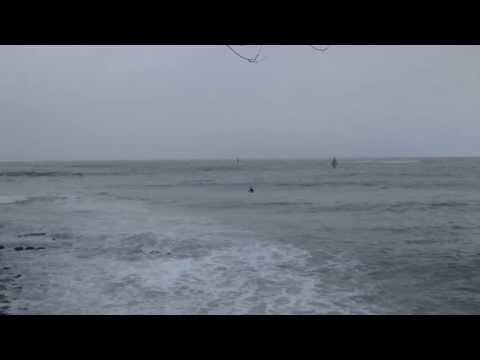 Mersey River Surfing Tasmania - Jordy & Jo's take on the whole idea of it all!