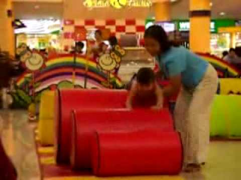 mini TumbleTots try-out at Sunway Pyramid 4