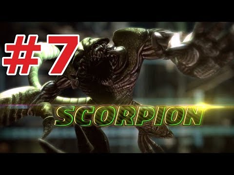 Spider-Man: Shattered Dimensions - Act 2: 2099 - Mission 7: Scorpion
