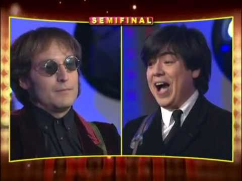 John Lennon vs Paul McCartney - Soy tu doble