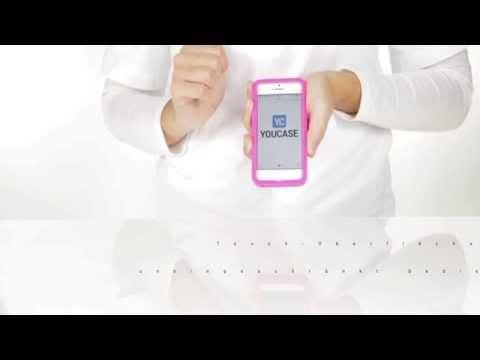 YouCase -  Touch Case Schutzhülle Silikon TPU für Apple iPhone 5 6 Samsung Galaxy