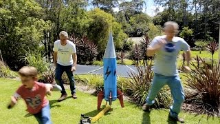 How do rockets work in space - Make Science Fun