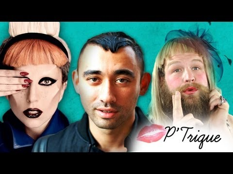 P'Trique Goes Lady Gaga for Nicola Formichetti!