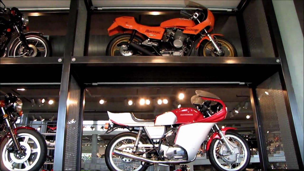 Barber Vintage Motorsports Museum - YouTube