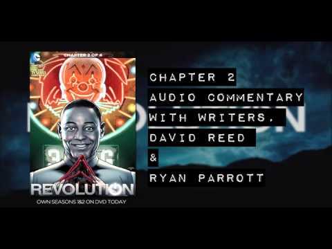 Revolution Digital Comic: Chapter 2 Audio Commentary