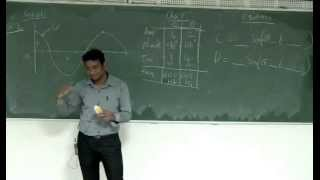 L4 - Basics of Alternating Currents (AC) - EE1030 - Fall 2014