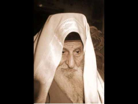 Rabbi Yitzhak Kaduri Says Messiah Will Come After Ariel Sharon's Death